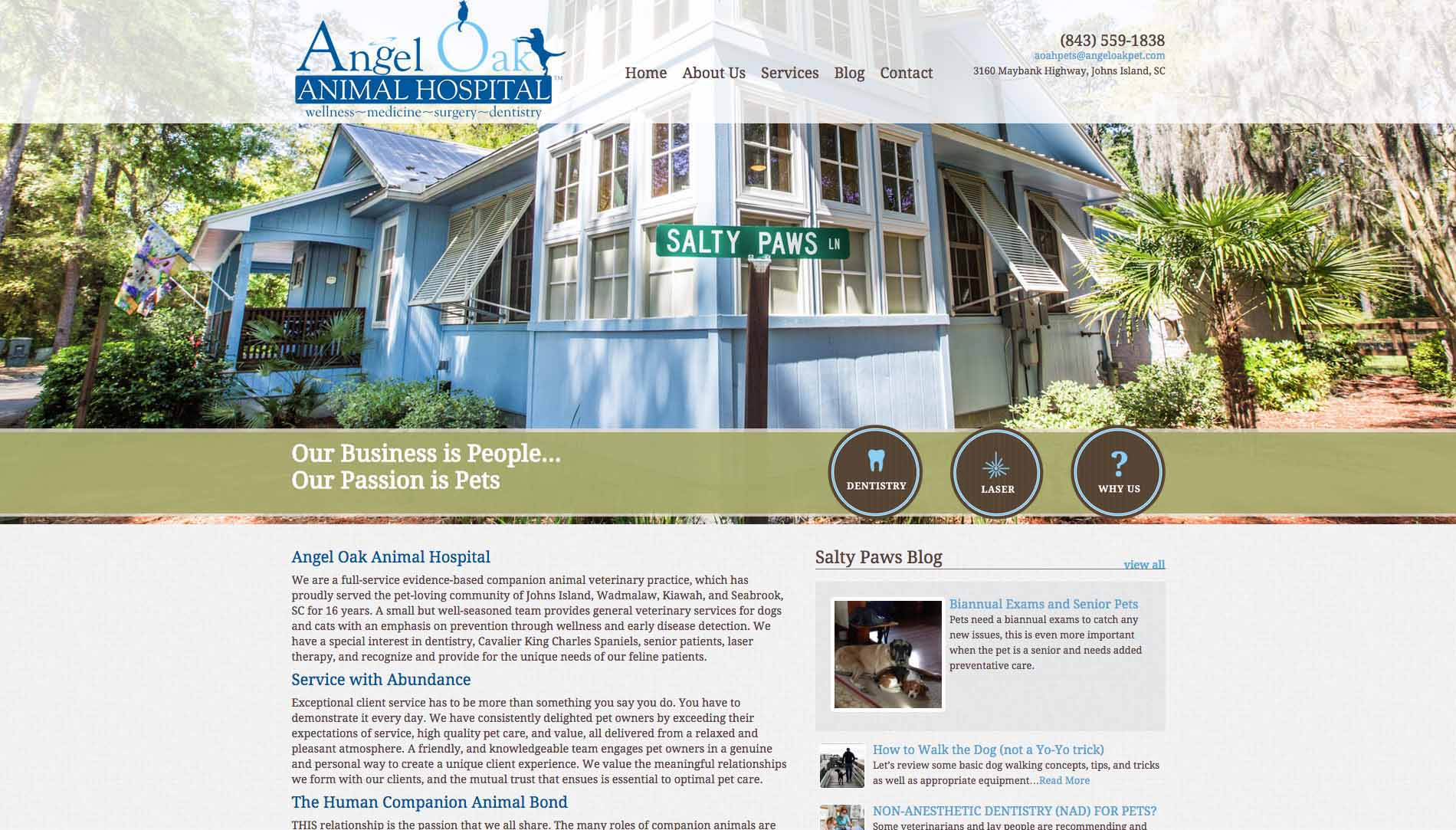 Angel Oak Animal Hospital